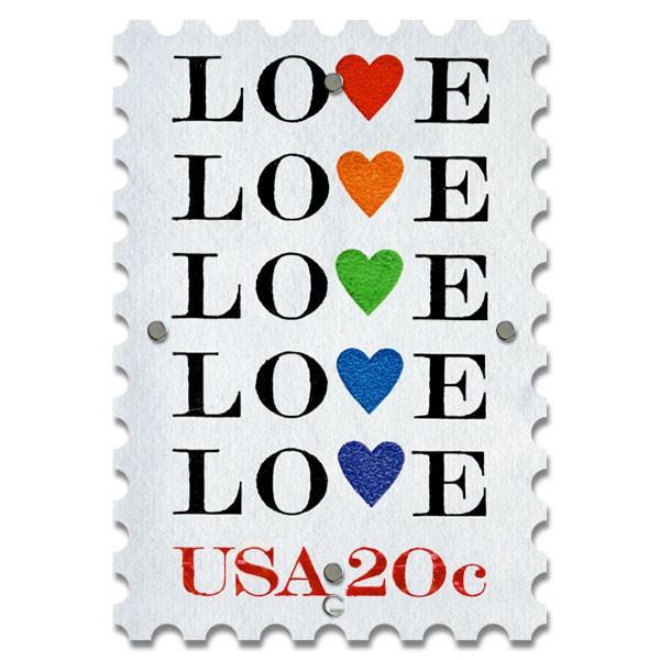 Постер Марка Glozis Love