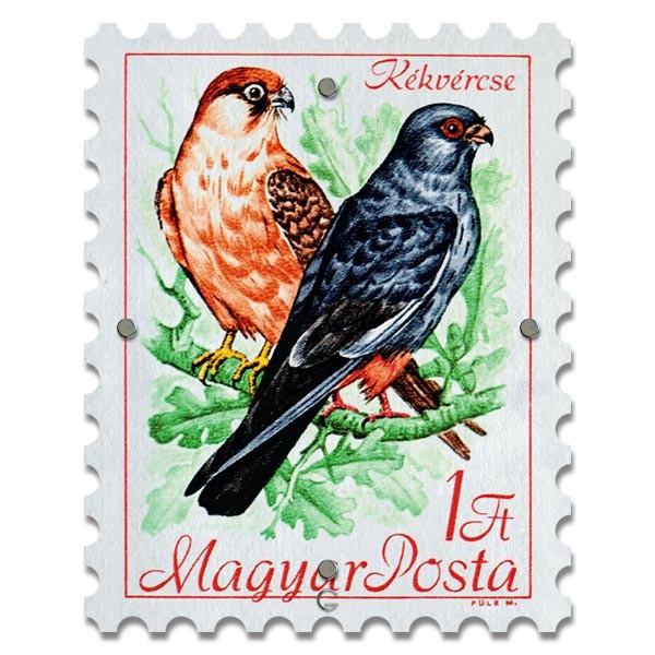 Картина на Стекле Марка Glozis Magyar Posta