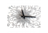 Wall Clock Glozis Galaxy
