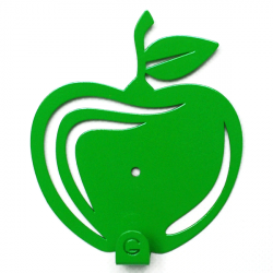 Wall Hook Glozis Apple