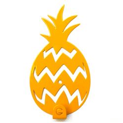 Wall Hook Glozis Pineapple