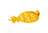 Wall Hook Glozis Pineapple