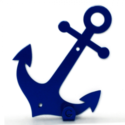 Wall Hook Glozis Anchor