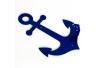 Вешалка настенная Glozis Anchor