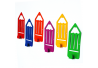 Wall Hanger Kids Glozis Pencil Blue
