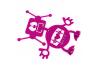 Вешалка настенная Детская Glozis Robot