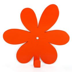 Вешалка настенная Glozis Flower Orange