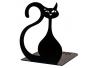 Bookend Glozis Black Cat