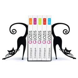 Упоры для книг Glozis Cats