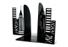 Bookends Glozis City