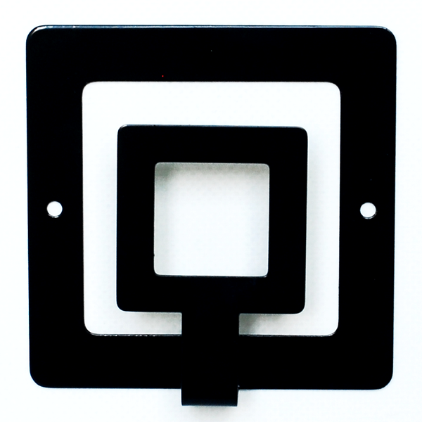 Wall Hook Glozis Square