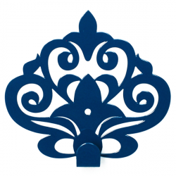 Вешалка Glozis Ajur Blue
