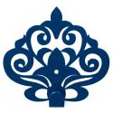 Настінний Гачок Glozis Ajur Blue