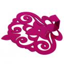 Настінний Гачок Glozis Ajur Purple