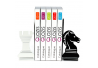 Bookends Glozis Chess
