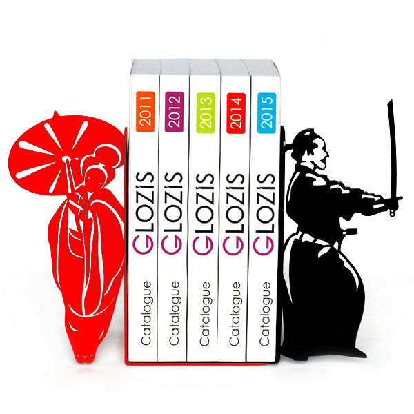 Bookends Glozis Japan