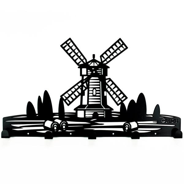 Wall Hanger Glozis Windmill