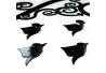 Вешалка настенная Glozis Lantern