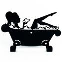Вішалка Настінна Glozis Bath