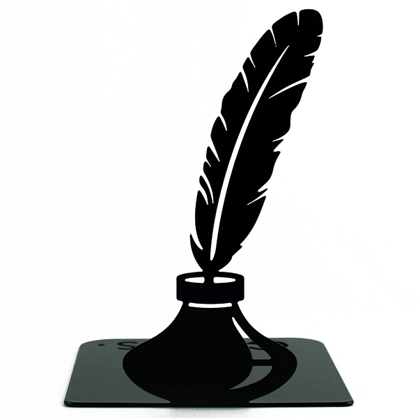 Bookend Glozis Feather