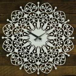 Wall Clock Glozis Ajur