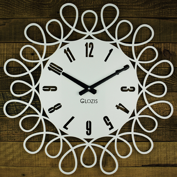 Wall Clock Glozis Romantic
