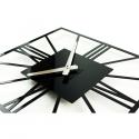 Wall Clock Glozis New York Black