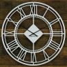 Настенные Часы Glozis London White