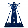 Упор для книг Glozis Lighthouse