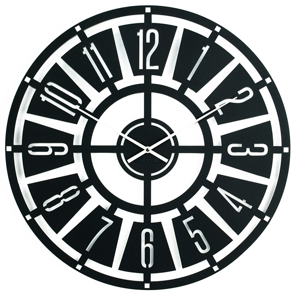 Wall Clock Glozis Chicago