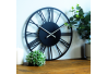 Wall Clock Glozis Rome Black