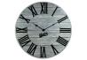 Дерев'яний Настінний Годинник Glozis Kansas Graphite
