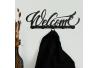 Вішалка Настінна Glozis Welcome Black