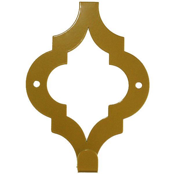 Wall Hook Glozis Morocco Bronze