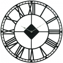 Wall Clock Glozis Oxford Black