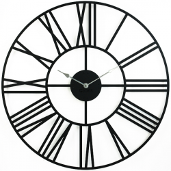 Wall Clock Glozis Cambridge Black